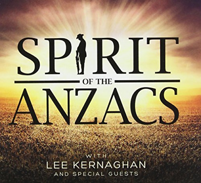 Kernaghan,Lee-Spirit Of The Anzacs (Aus) (Us Import) Cd New