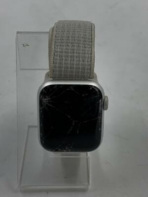 Apple Watch Series 4 40Mm Nike Edition Cracked Screen (Gps) After Market Band