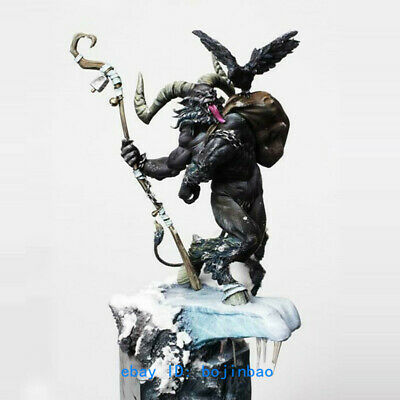 1/24 SCALE UNPAINTED Model Kits Fantasy ORC Monster Figure 75mm