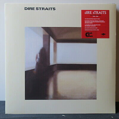 DIRE STRAITS (self titled) 180g Vinyl LP + Download NEW/SEALED