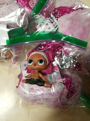 LOL Surprise Doll Sparkle Series VRQT  Accessories Sealed opened