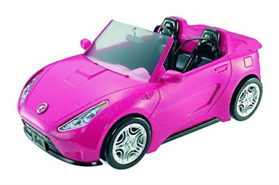 Toys-Barbie - Glam Convertible (DVX59) /Toys (US IMPORT) NEW