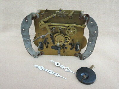 Vintage Smiths Enfield Westminster Clock Movement Etc