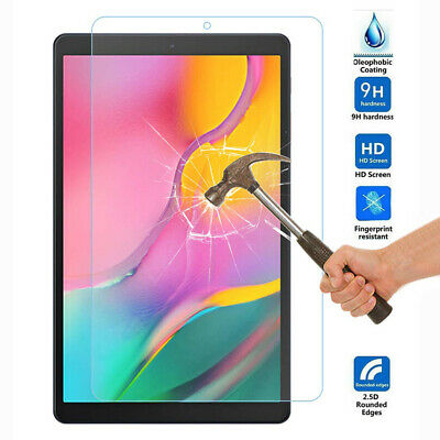 """Genuine Tempered Glass Screen Protector For Samsung Galaxy Tab E 9.6"""" A 10.1"""""""