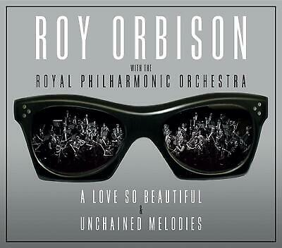 Roy Orbison - A Love So Beautiful/Unchained Melodies (2019) 2CDs - NEW & SEALED