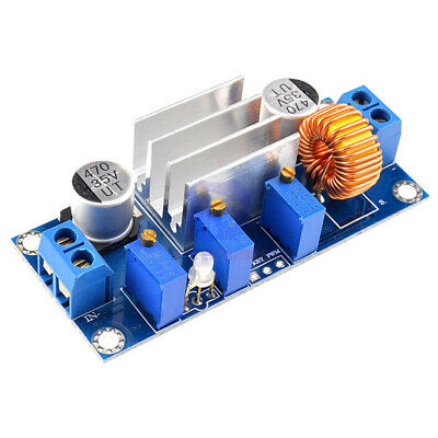 XL4005 5A CC CV Buck Step-down Power Supply Module Lithium Charger for arduino