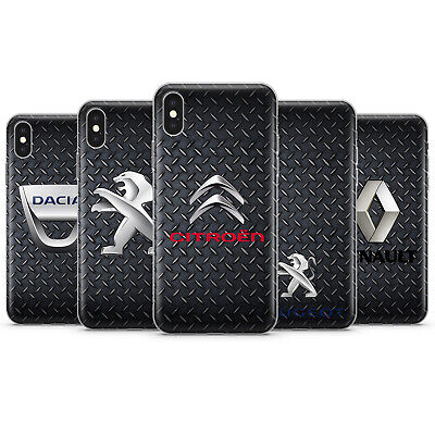 RENAULT PEUGEOT CITROEN DACIA PHONE CASE COVER FOR IPHONE 5 6 7 8 X Xs Xr Xs Max