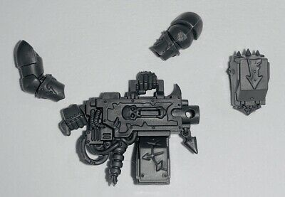Warhammer 40k Chaos Space Marine Heavy Bolter- NEW STYLE