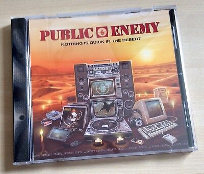 Public Enemy - Nothing Is Quick In The Desert