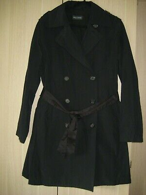 c100000f5d Marc O Polo Trenchcoat Mantel dunkelblau navy Gr. 42 gepflegter Zustand TOP!