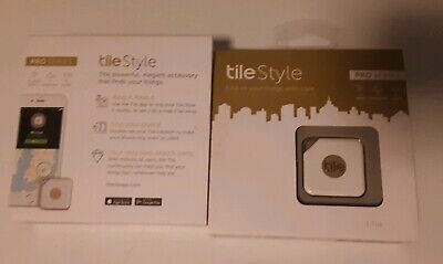Tile Style Pro Series RT-11001-US lot of 2 Free Shipping one open but new
