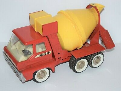 Vintage Structo Cement Mixer Truck Pat. 1966 Made in USA