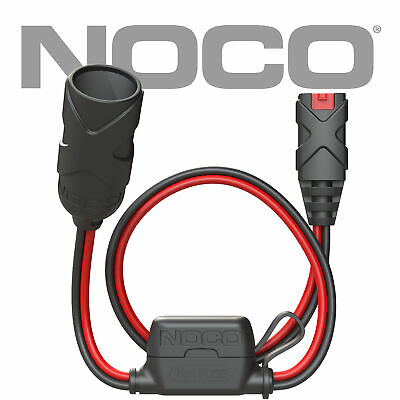 Genuine NOCO GC010 12 Volt Cigarette Accessory Female Plug for G7200 Chargers