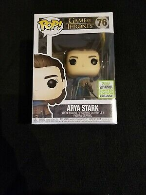 Funko Pop! Game Of Thrones Arya Stark #76 2019 Spring Convention