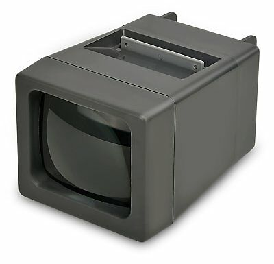 35mm Slide Viewer Lightweight  LED Lighted Illuminated Use in Studio or Home