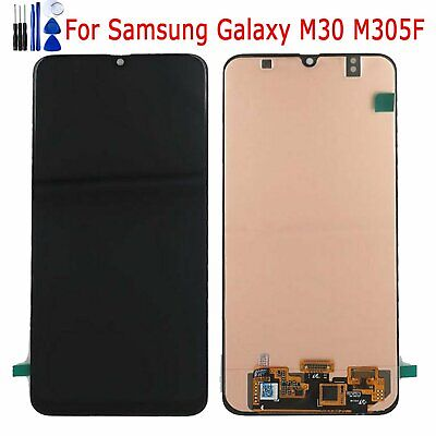 OEM For Samsung Galaxy M30 M305F LCD Display Glass Touch Screen Replacement BK