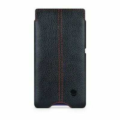 Beyzacases Zero Leather Case for Sony Xperia Z1 - Black