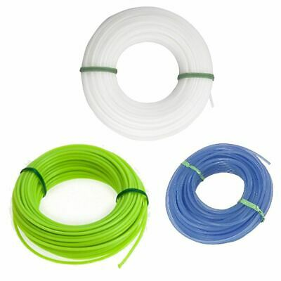 Rotatech 15m x 1.3mm Heavy Duty Round trimmer Line For Stihl Electric Strimmers