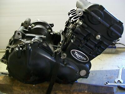 Triumph Speed Triple 955i T509 Motor engine Zylinderkopf