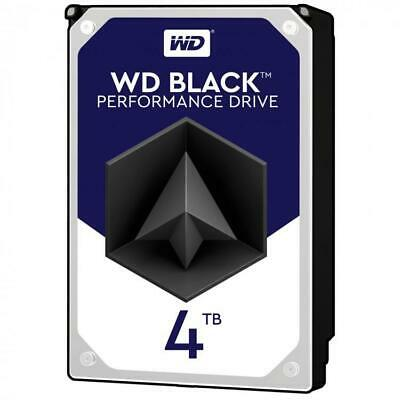 WD 4TB Black 7200RPM 256MB Cache Internal Performance Hard Drive (WD4005FZBX)