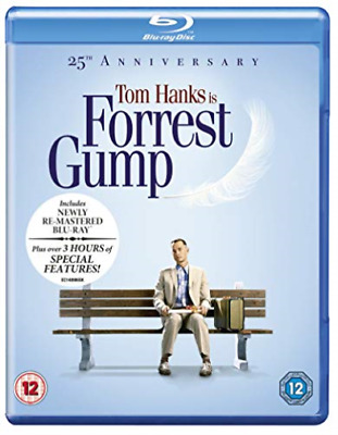 Forrest Gump (25Th Anniversary Edition) (UK IMPORT) BLU-RAY NEW
