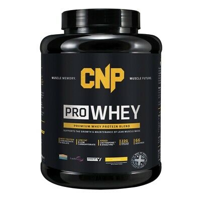 CNP Pro Whey 1kg Or 2kg Pure Whey Protein Not Peptide Just Whey Clean Shake