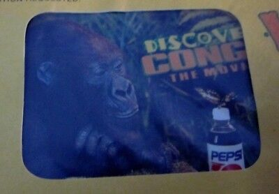 Congo, The Movie phone card with Pepsi logo in original sealed envelope