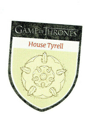 Game of Thrones Season 1 One Sigil Banner Die Cut Card H8 House Tyrell