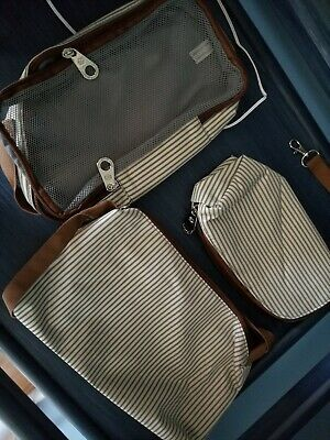 d61a188ae882b SoHo diaper bag Grand Central Station 7 pieces set nappy tote large capacity .