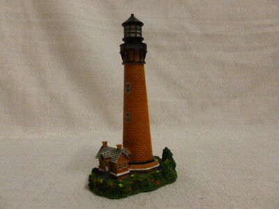 1998 Lefton Historic American Lighthouse Currituck Beach Outer Banks NC CCM12188