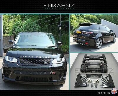 Range Rover Sport Sv-R Style Body Kit L494 - 2013+ Bodykit Uk