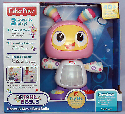 Fisher-Price Bright Beats Dance & Move BeatBelle - Ages 9 mos +