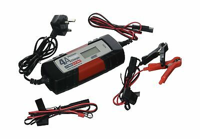 Maypole 7423A Battery Charger Auto Electronic 4A 12V NEW