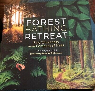 K4/ Forest Bathing Retreat : Breathe, Connect, Heal, and Find Wholeness
