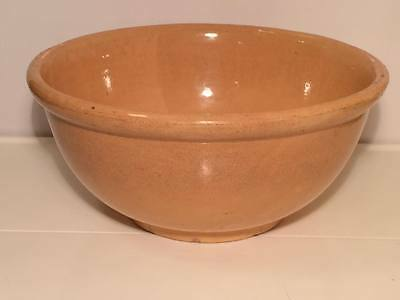 Vintage Medalta Pottery #11 mixing bowl rustic looks fantastic made in Canada