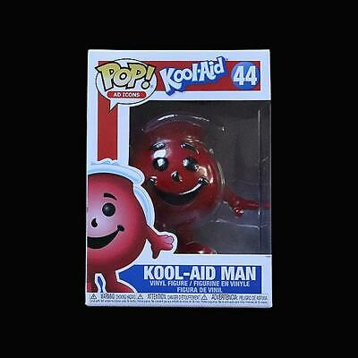 Funko Pop! Kool-Aid Man Kool Aid Ad Icons IN STOCK Pop (2019) 44