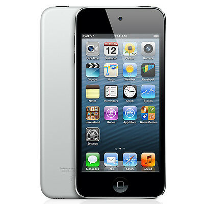 USED   Apple iPod Touch 5th Generation 16GB Silver   Charge fault