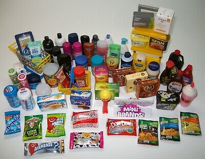 """ZURU 5 Surprise MINI BRANDS! """"YOUR CHOICE""""...COMPLETE YOUR COLLECTION! YOU PICK!"""