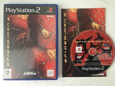 Spider-Man 2 For PlayStation 2 (PS2) - VGC - Same Day Dispatch - Free P&P