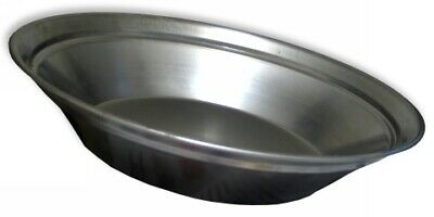 9in Carbon Spun Steel Gold Pan