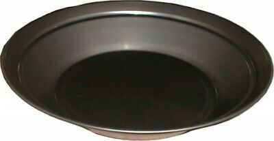 16in Carbon Spun Steel Gold Pan