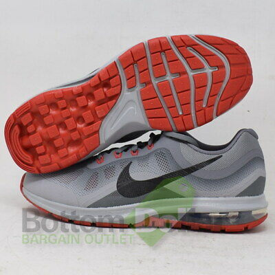 Nike Air Max Dynasty 2 852430-013 Men's Running Shoes Wolf Grey/Black-Red