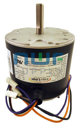 Lennox Ducane Armstrong OEM Replacement Condenser Fan Motor 43W49 43W4901 1/5 HP