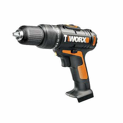WORX WX366 18V 20V MAX Cordless Combi Hammer Drill No Battery or Charger