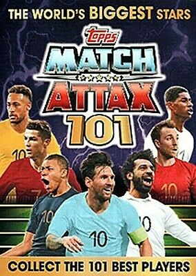 Match Attax 101 2019 Legends, 100 Club, Limited # 84-91, 182-192, Le1-Le4 - Pick