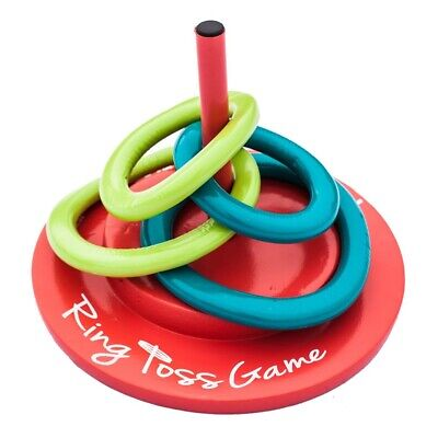 Texas Recreation 2101000TX Ring Toss Game