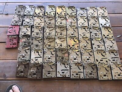 "(52) 0.25 Cents Coin Mech Mechanism for Arcade Pinball set of (52)""L@@k""LOT"""