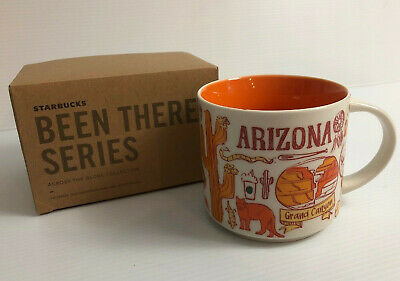 Starbucks Been There Series Arizona Mug in Box Price label removed