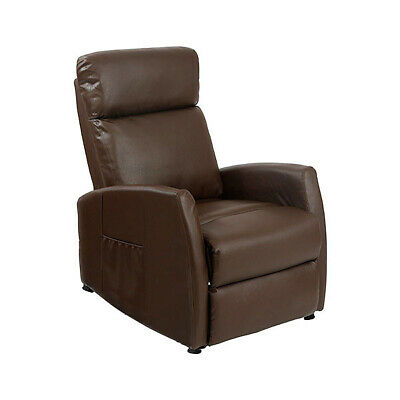 FAUTEUIL 6182 RELAX Back Cecotec Push MASSEUR Marron Compact Y6f7ybg