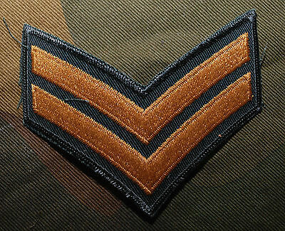 Canadian Forces Army Garrison Dress Corporal Cpl Rank Badge Buy 1 Get 1 Free